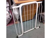 Stair Gate (pressure fit safety gate)