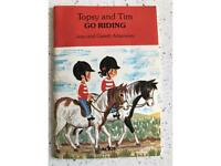 Topsy and Tim book 1983