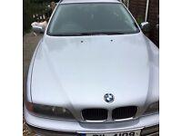 BMW 520i Touring 2000 Automatic