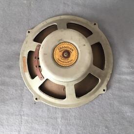 Grampian Permanent Magnet Loudspeaker