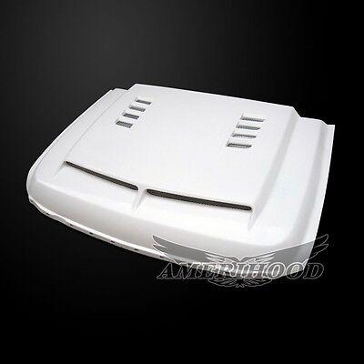 2011-2014 CHEVY SILVERADO 2500HD 3500HD TYPE-E STYLE FUNCTIONAL RAM AIR HOOD