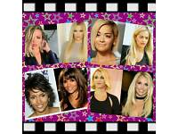 Christmas prices! Let's get Celebrity Hair Extensions!
