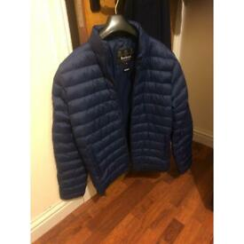 Barbour men's jacket large
