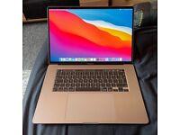 Apple MacBook Pro 16 inch (2019)