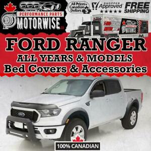 Ford Ranger Bed Covers - Accessories - Performance Parts | FINANCING Available | Shop & Order Today at Motorwise.ca