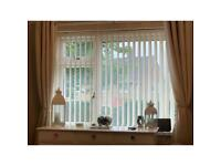 Windows blinds white used condition