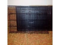 Dog/puppy cage for sale