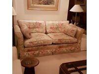 Free - Two 2 seater Harrods sofas