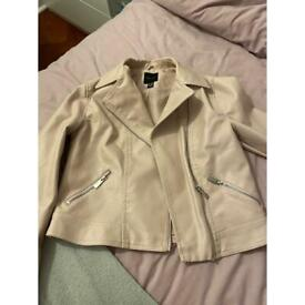 New look pink jacket