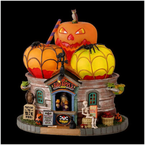 Lemax® Spooky Town® The Bad Apple Shop