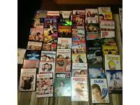 90 dvds £1