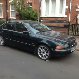 BMW 520 NEW MOT SALE/SWAP