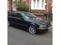BMW 520 NEW MOT SALE/SWAP