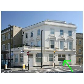 DOUBLE BEDROOM inc BILS in 3 bed flat on mid term basis OPPOSITE CALEDONIAN RD TUBE £850 PCM