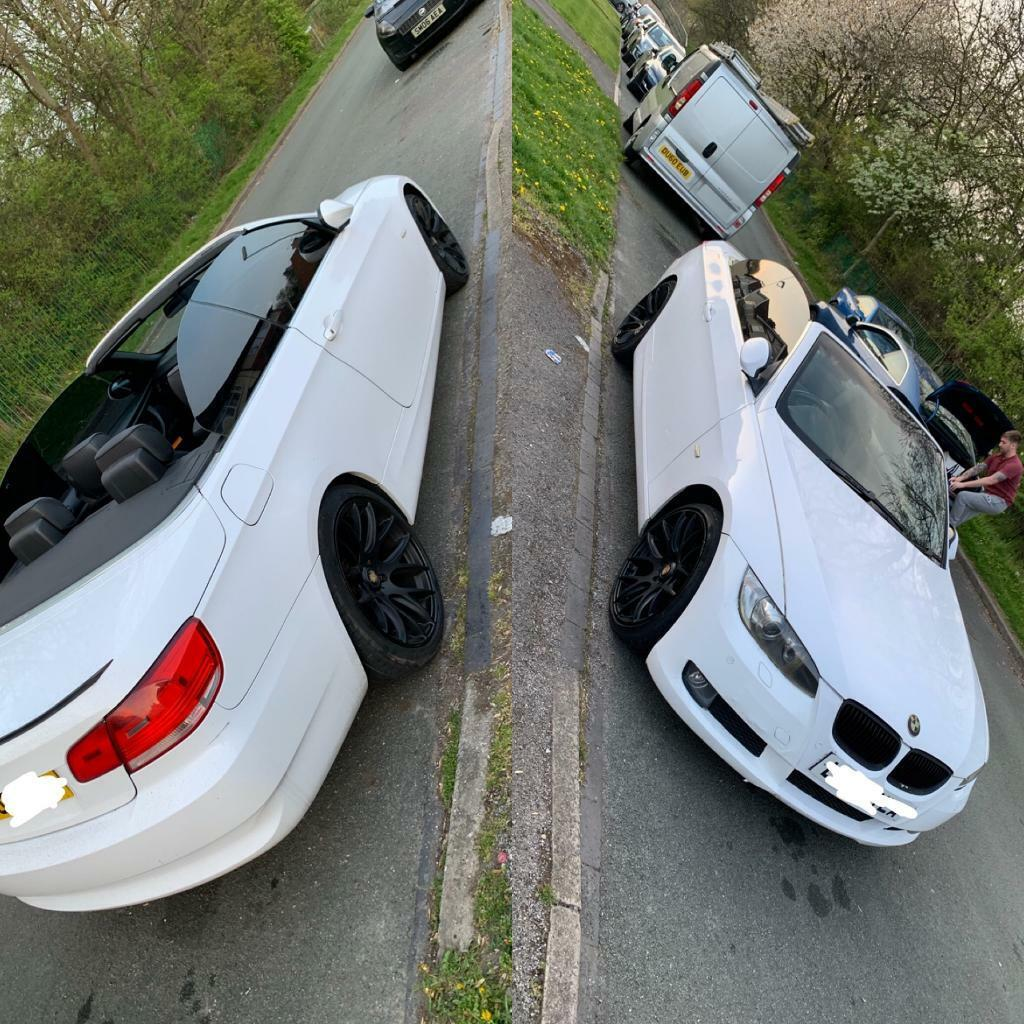 BMW 320D convertible £4000OVNO | in Stoke-on-Trent, Staffordshire | Gumtree