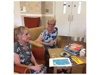 Volunteer help needed at a weekly Conversation group for stroke survivors with speech difficulty.