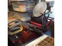 Adana 8x5 Letterpress Printing machine