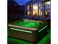 NEW 2020 PALM SPAS COLADA LUXURY AMERICAN BALBOA HOT TUB SPA 5 SEAT ACCESSORIES JACUZZI 13AMP PLUG