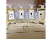 Brand New and Sealed Jo Malone Bath Oils