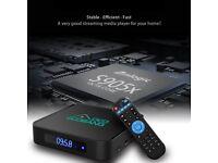 3X BRAND NEW GOOBANG DOO X2 2GB/16GB AMLOGIC S905x CHIP 64 BIT ANDROID BOX
