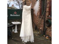 Wedding dresses ex shop display