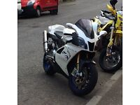 Aprilia RSV MILLE R FACTORY low milage and one off