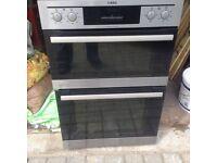 AEG electric cooker