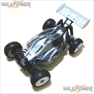 Used, Z-Car ZMXB-8 Electric Buggy Kit (RC-WillPower) SH LRP 1/8 Scale Buggy S8 B8 EP for sale  Shipping to Canada