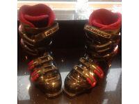 Nordica 4 Strap child's Ski Boots
