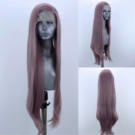 Ultimate Lace Front 30inch Wig.