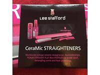 Brand New Lee Stafford Straightener's
