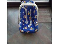 Baby carrytot seat