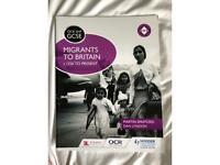 GCSE History OCR migrants to Britain