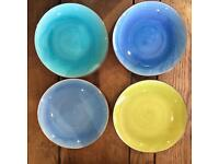 10 plates 4 colours