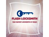 Flash Locksmith - Ready to help you out 24 hours a day, 365 days a year!!!