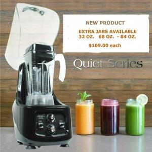 Quiet Series Proffessional Blender - 40% quieter - FREE SHIPPING