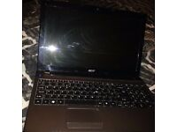 Acer aspire 5750z windows 7 4gb ram 750gb hard drive very good condition fully working
