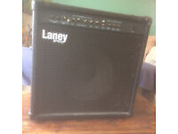 laney base amp