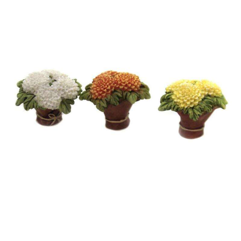 Department 56 Colorful Mums for Mom (FREE SHIPPING)