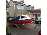 Boat 14ft fishing Orkney