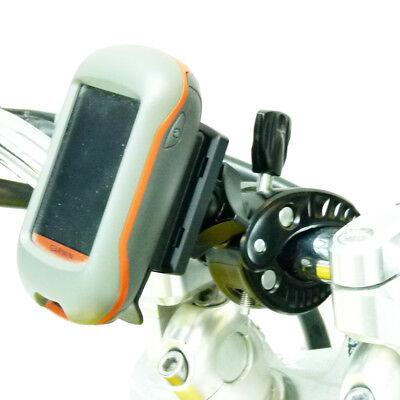 K-Tech Pinza Manillar de Moto GPS Soporte para Garmin Etrex 10 20 30