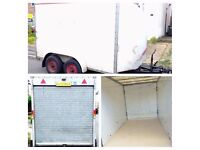 BIG Box Trailer 10x5x6.3 for sale - DELIVERY FREE