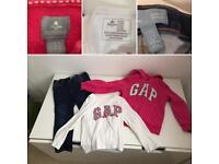 GAP bundle of clothes suitable for age 3-4