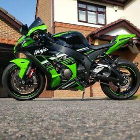 Kawasaki Ninja ZX10 ABS Kawasaki Race Team Edition