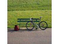 State Bicycle Co. 'La Fleur' Fixed Gear/Single Speed Bike