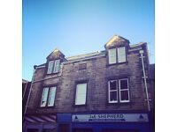 3 Bedroom Flat In Galashiels For Sale - Available Now, not in a property chain.