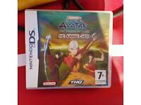 Avatar ds game.The burning earth. Vgc.