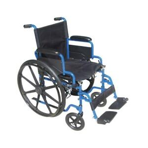 New Wheelchair on Sale - Easy to Fold
