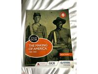 GCSE History OCR The Making Of America