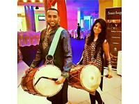 Dhol Players DJs Uplighting Bentley Mercedes GTR Wedding Car Hire